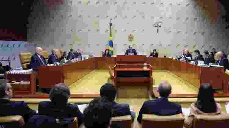 Plenário do STF (Supremo Tribunal Federal) - STF / Secretaria de Comunicação