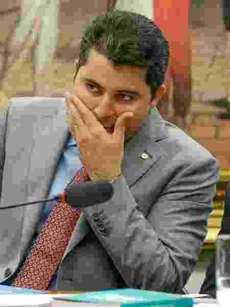 O senador Marcos Rogério (DEM-RO) - Pedro Ladeira/Folhapress