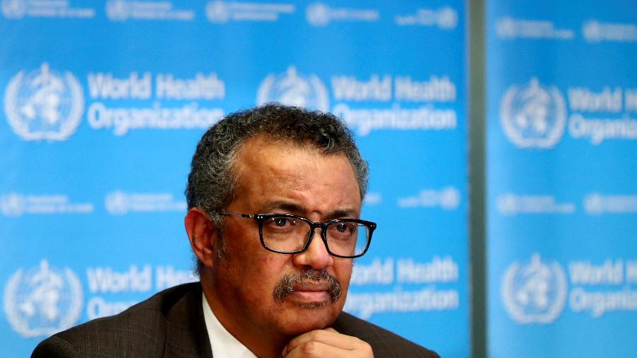 Segundo o diretor-geral da entidade, Tedros Adhanom, no início deste ano, enquanto vários países registravam arrefecimento da epidemia, Brasil ia na direção contrária -