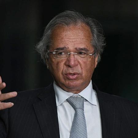 Guedes declarou que o Brasil é a terceira ou quarta maior economia digital do mundo e isso levará o governo a criar um imposto digital - Edu Andrade/Ascom/ME
