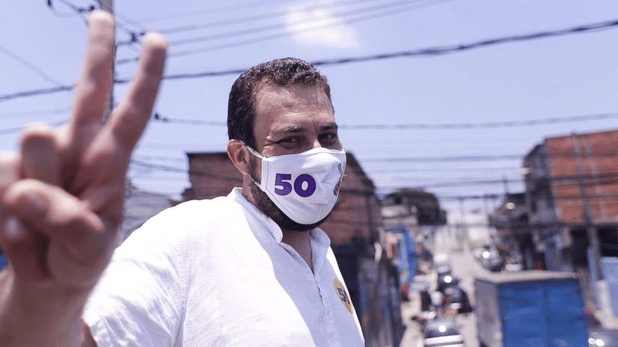 Guilherme Boulos (PSOL) disputa a prefeitura de São Paulo no segundo turno  - Reprodução/Facebook