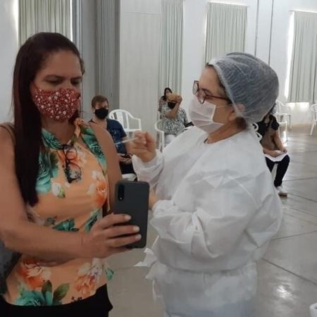 Professores de educação especial haviam sido barrados na vacinação de São José do Rio Preto - Divulgação/Prefeitura São José do Rio Preto