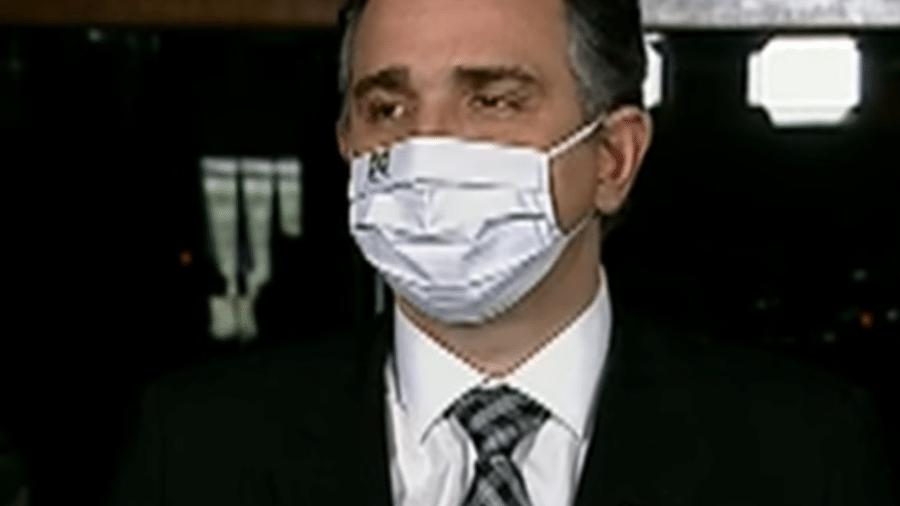 """Rodrigo Pacheco falou sobre o """"fundão"""" eleitoral em entrevista à GloboNews - Reprodução de vídeo"""