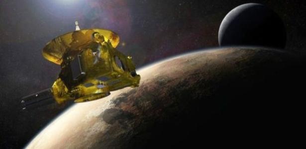 Cinco coisas surpreendentes sobre a missão da Nasa a Plutão