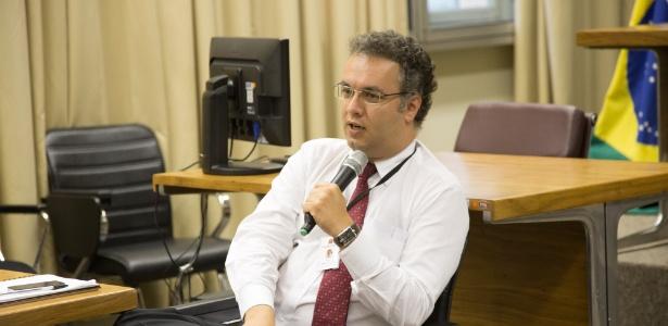 Fernando Padula, ex-chefe de gabinete da Secretaria da Educação do Estado de São Paulo
