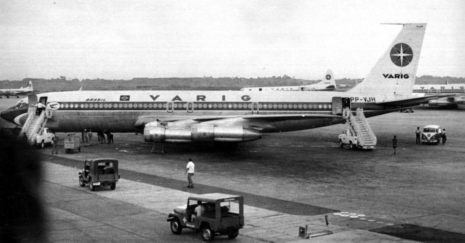 Boeing 707 da Varig