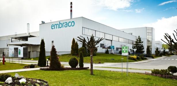 Fábrica da empresa brasileira Embraco na Eslováquia - Divulgação