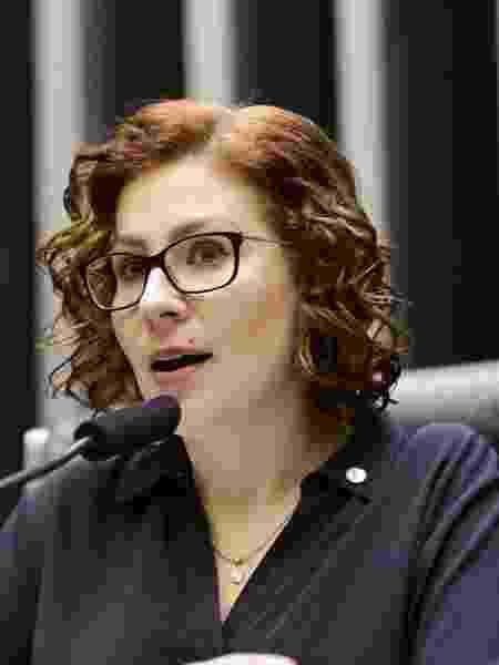 A deputada Carla Zambelli (PSL-SP) foi alvo de representação do PT, agora arquivada, no STF - Michel Jesus/ Câmara dos Deputados