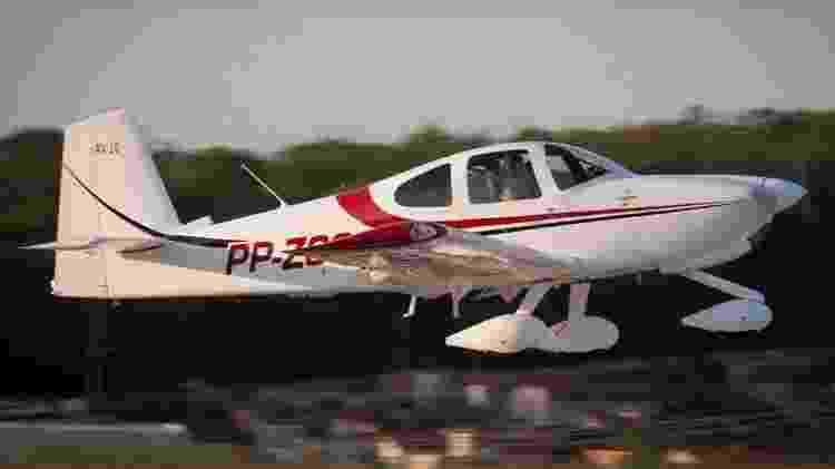 O advogado e empresário Arnaldo Barbosa começou a se envolver com a aviação em 1995, aos 9 anos - Arquivo pessoal