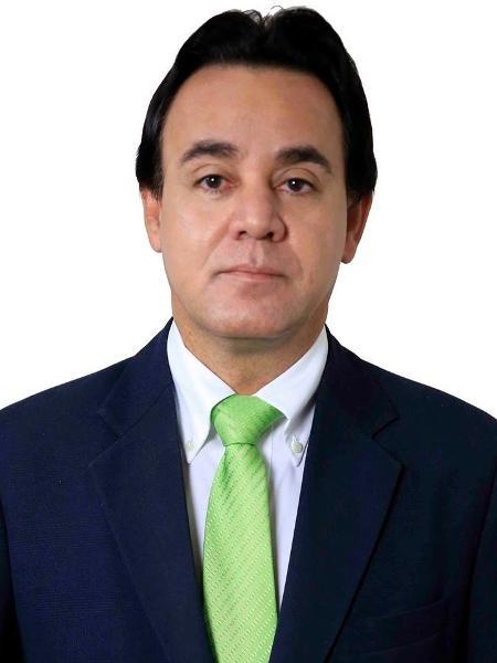 Adilson Barroso, presidente do Patriota - Facebook