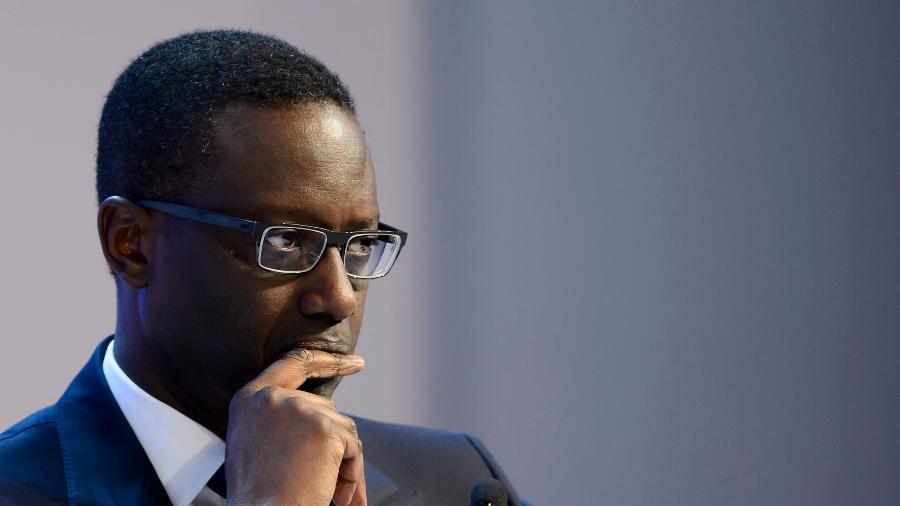Tidjane Thiam deixará Credit Suisse - Fabrice Coffrini/AFP