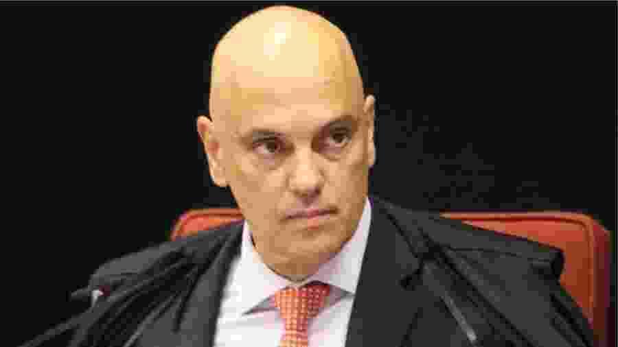 Alexandre de Moraes é o relator do inquérito que investiga fake news - NELSON JR./SCO/STF