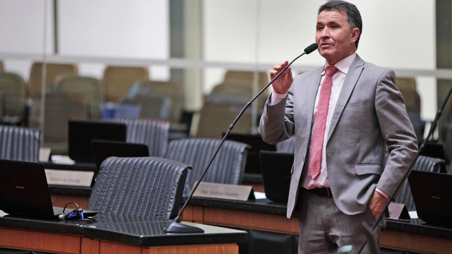Deputado federal Darci de Matos é relator da PEC da reforma administrativa - Fábio Queiroz/Agência ALESC