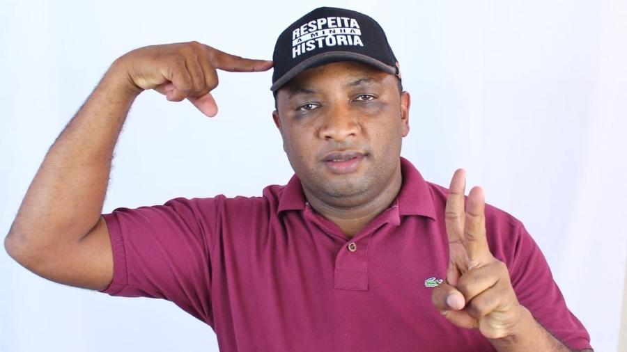 Líder do maior quilombo do Brasil, Vilmar Kalunga foi eleito prefeito em Cavalcante (GO) - Arquivo Pessoal