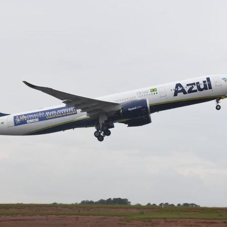 Azul conquista maior fatia do mercado aéreo nacional em março - Divulgação