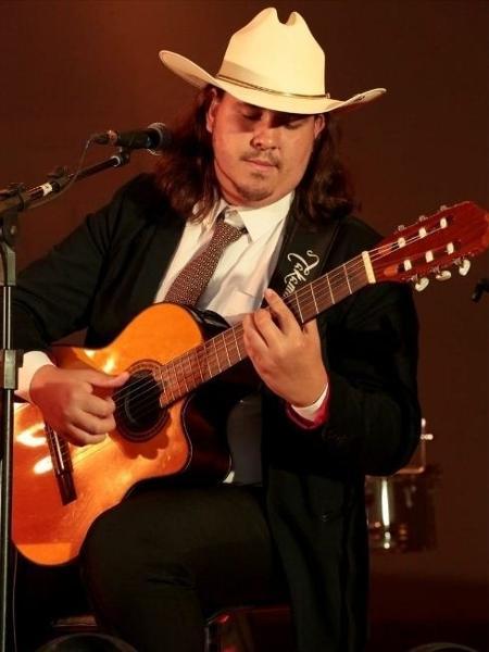 Diego era cantor há 11 anos no Paraná - Arquivo Pessoal