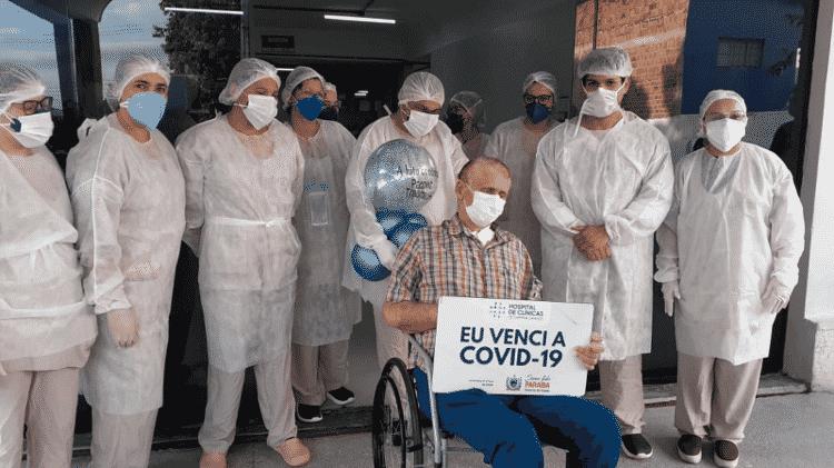 gonzaga - Divulgação/ Ascom Secretaria de Estado da Saúde da Paraíba  - Divulgação/ Ascom Secretaria de Estado da Saúde da Paraíba