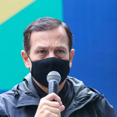 João Doria  - Sergio Andrade/Governo de São Paulo