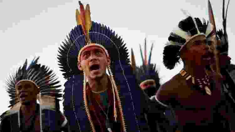 Estudo mostra que eventual vazamento de barragem que a canadense Belo Sun quer construir no Pará poderia afetar terras indígenas e inundar Rio Xingu com 9 milhões de metros cúbicos de rejeitos tóxicos - Reuters - Reuters