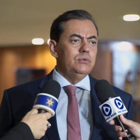 O advogado Marcos Tolentino, amigo de Ricardo Barros - Reprodução/Rede Brasil de Televisão