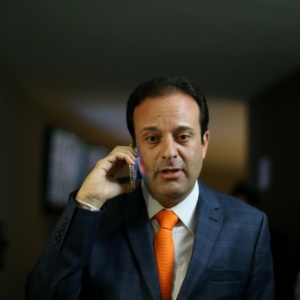 Líder do governo na Câmara, deputado André Moura (PSC-SE) - Dida Sampaio/Estadão Conteúdo