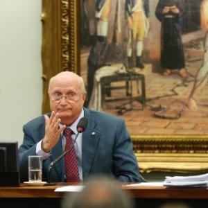 Osmar Serraglio (PMDB-PR) tomou posse hoje como ministro da Justiça