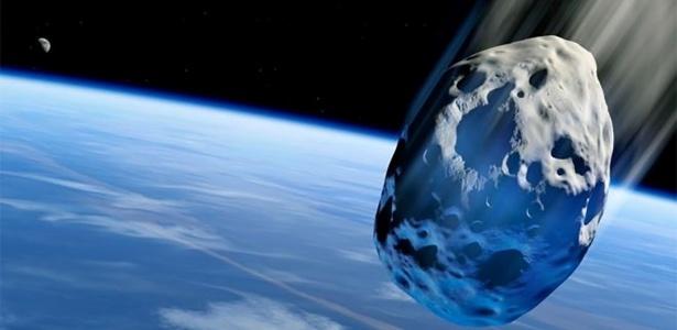 Cometa pode ter causado alteração brusca na temperatura da Terra no período Paleoceno-Eoceno