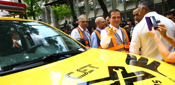 Prefeito João Doria (PSDB) pretende implementar um plano de privatizações em São Paulo
