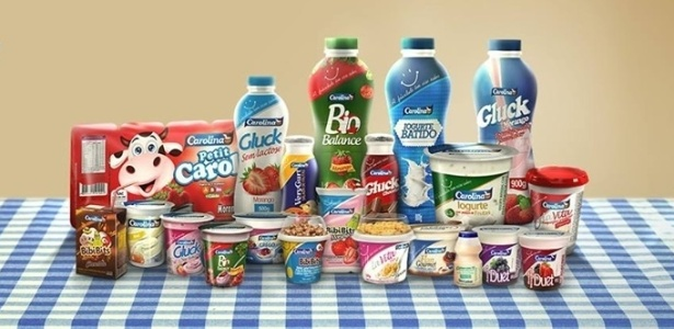 Iogurtes Carolina