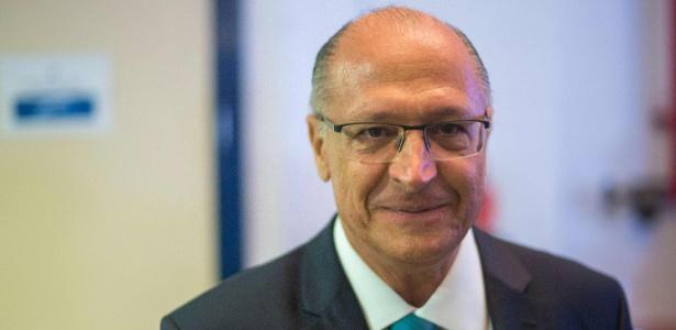O ex-governador Geraldo Alckmin (PSDB), que disputou a Presidência