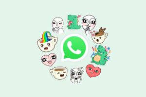 Pirando nas figurinhas para WhatsApp? Aprenda a fazer as suas (Foto: Divulgação/WhatsApp)