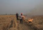 Um dos países mais poluídos do mundo, a Índia luta para respirar - Rebecca Conway/The New York Times