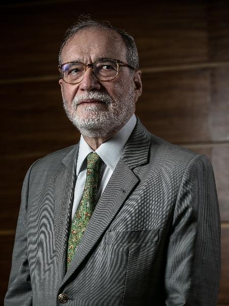 Everardo Maciel vê tributação sobre serviços digitais como alternativa - Keiny Andrade/Folhapress