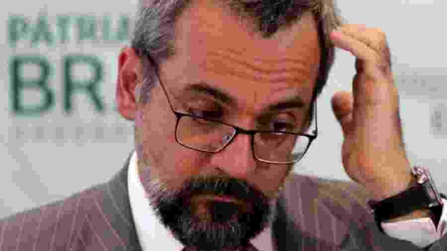 Fonte alerta que Weintraub tem que respeitar código de ética do organismo, o que proíbe comentários políticos sobre países membros - Cláudio Reis/Agência O Globo