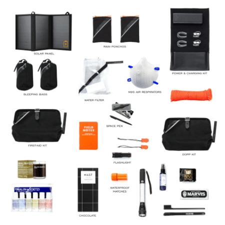 Kit disponível por US$ 4995 no site da empresa - Divulgação