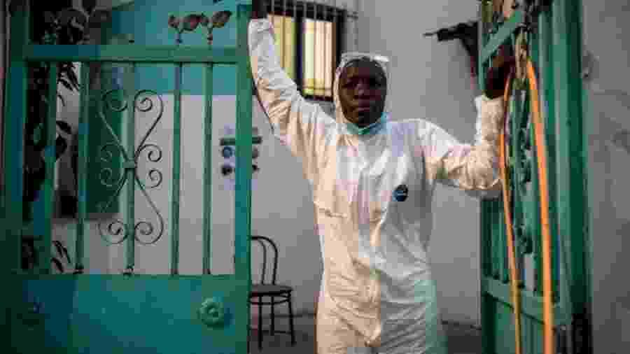Alguns países africanos já estão tomando medidas preventivas - Getty Images