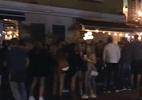 Sem máscara, aglomeração e horário: as regras descumpridas em bares lotados