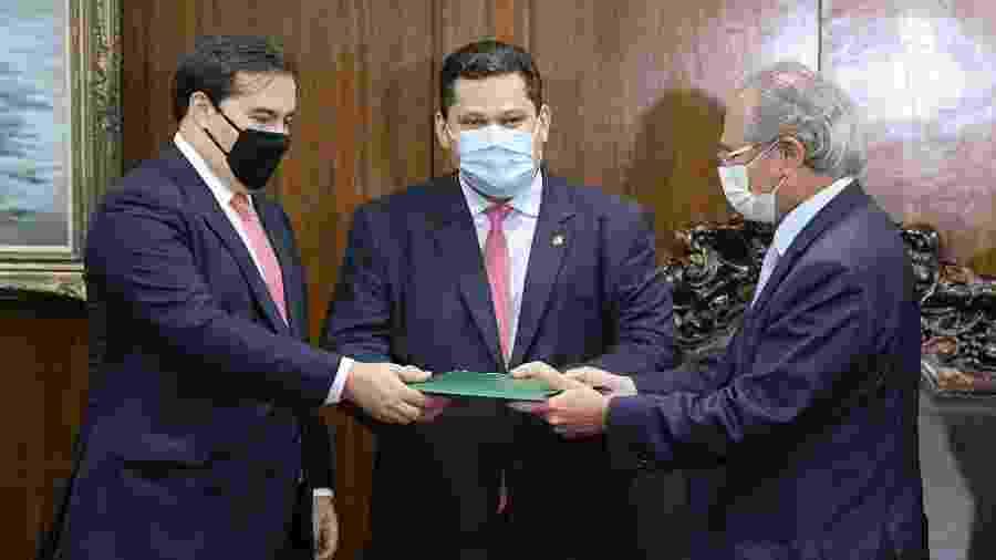 Se aprovado o pedido de urgência, o projeto terá prioridade na tramitação no Congresso - Pedro França/Agência Senado