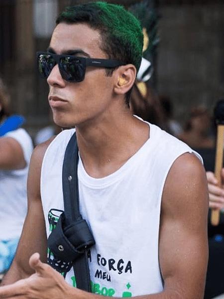 Caio Gomes Soares foi morto por uma bala perdida no Rio de Janeiro - Reprodução / Instagram