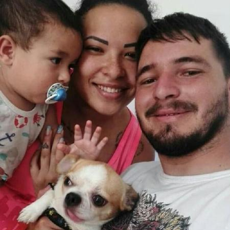 Benji voltou para a família da esteticista Débora Szabo, 21 - Arquivo Pessoal
