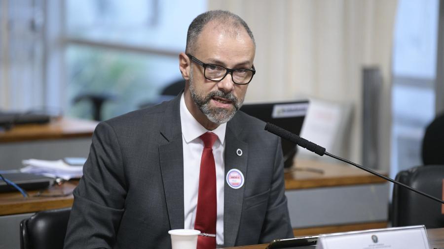 Antonio Barra Torres, diretor-presidente da Anvisa - Pedro França/Agência Senado