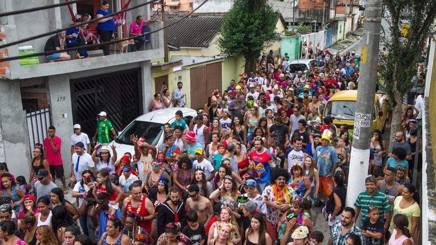 Exposição virtual resgata memória do carnaval nas periferias de São Paulo - Di Campana Foto Coletivo