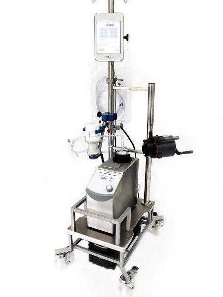 Sistema Solis, da Braile Biomédica, funciona como pulmão e coração artificial  - Braile Biomédica