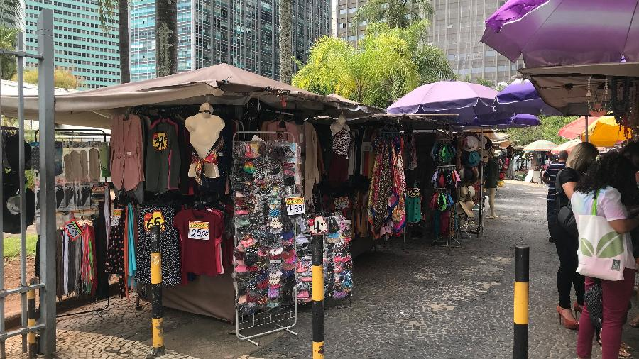 Com muitos trabalhadores informais nas ruas, medidas de isolamento perdem a eficácia, diz FMI - Lola Ferreira/Gênero e Número