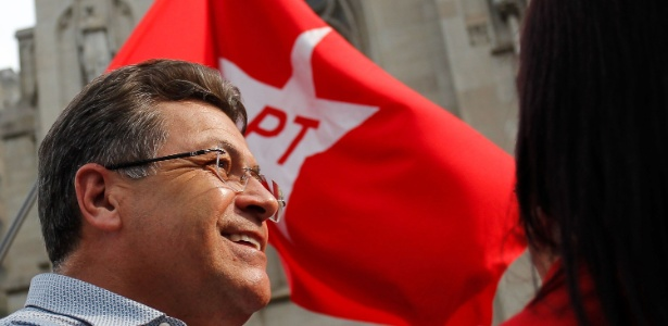 O secretário da Tesouraria Nacional do PT, Emidio de Souza