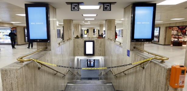 Alerta contra atentados fecha metrô de Bruxelas pelo 2º dia consecutivo - François Lenoir/Reuters