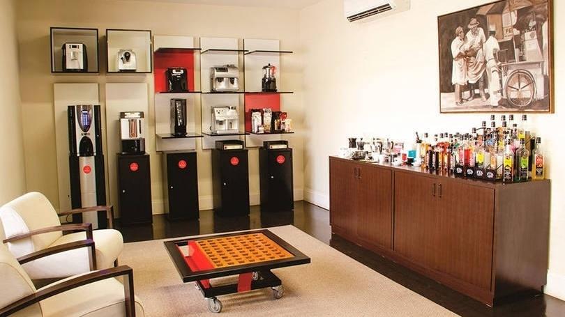 Franquia Amiste Café, locação de máquinas de café