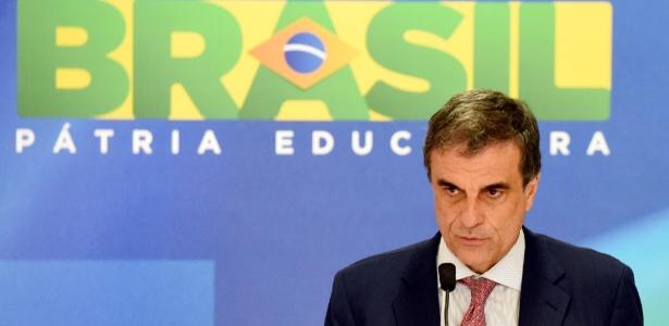 O ministro da AGU (Advocacia-Geral da União), José Eduardo Cardozo, fala sobre o processo de impeachment da presidente Dilma Rousseff