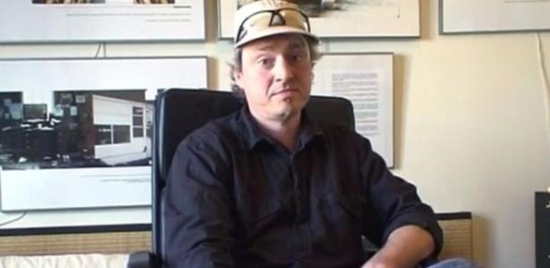 O francês Pascal Hess, uma das vítimas do voo MS804, da EgyptAir