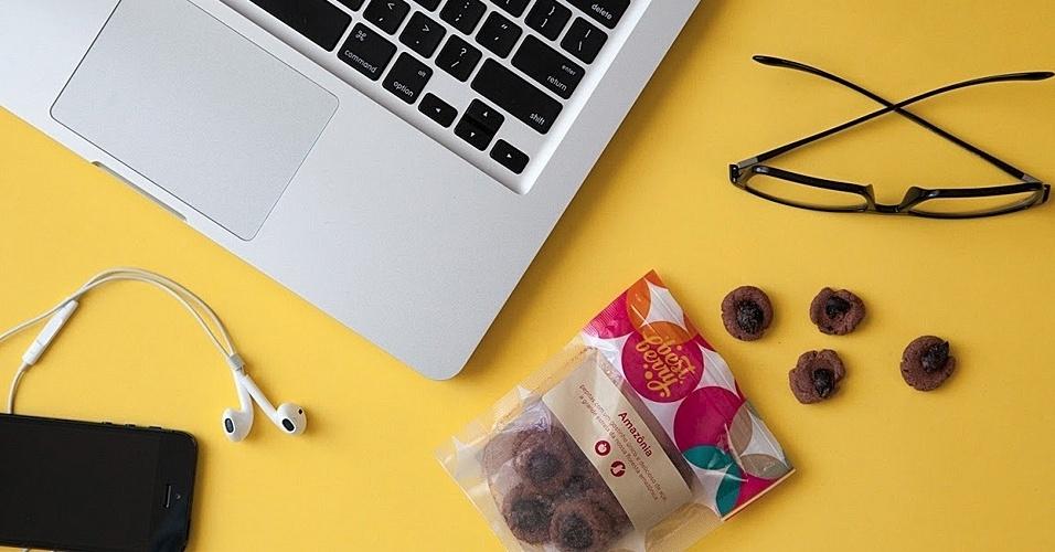 A Best Berry é um clube de assinatura de lanches saudáveis e naturais como castanhas, crispies crocantes de aveia e chips de batata doce